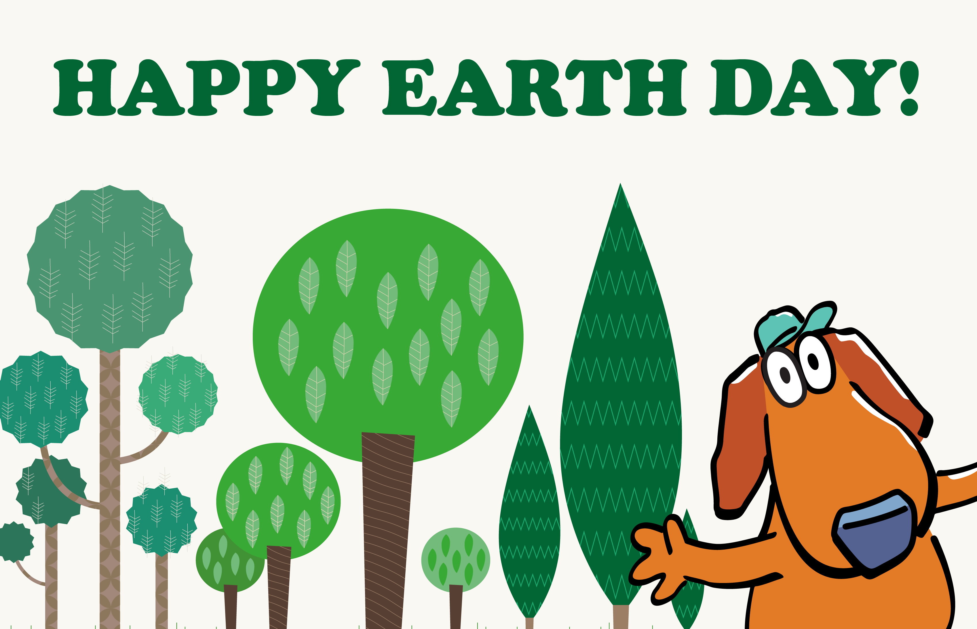 Earth Day Scooter